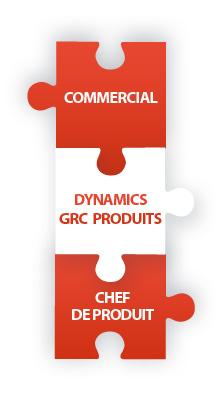 Dynamics GRC Chef de Produits - Commercial